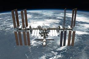 station spatiale internationale position