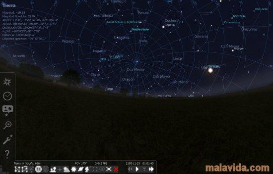 stellarium gratuit