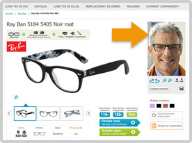test lunette
