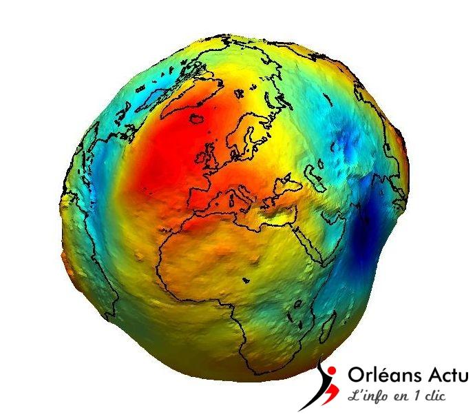 vitesse de rotation de la terre sur elle meme