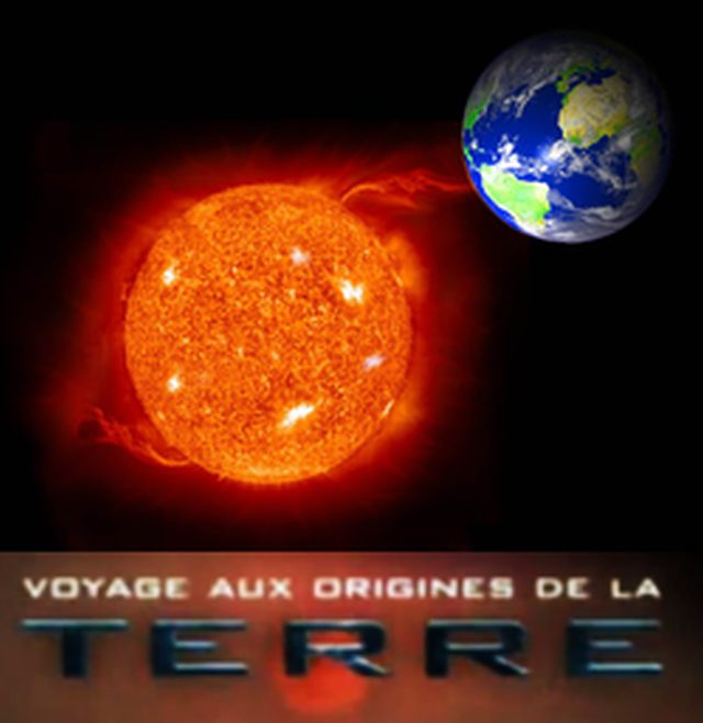voyage aux origines de la terre