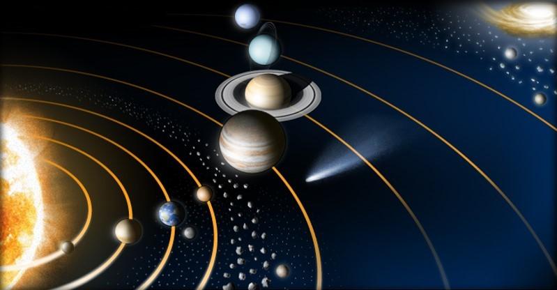 www le systeme solaire net