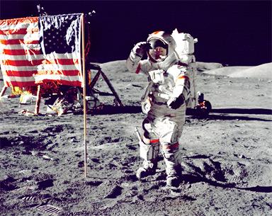 cosmonaute astronaute