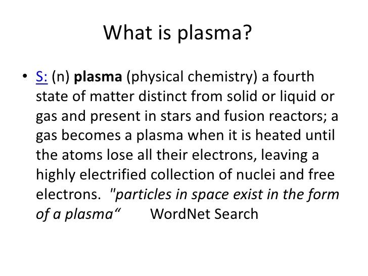definition plasma
