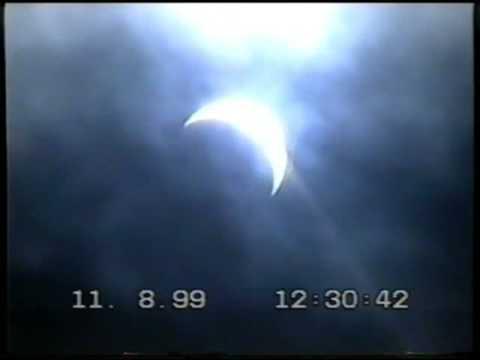 eclipse solaire 1999