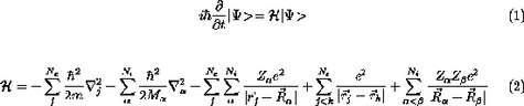 equation de schrodinger