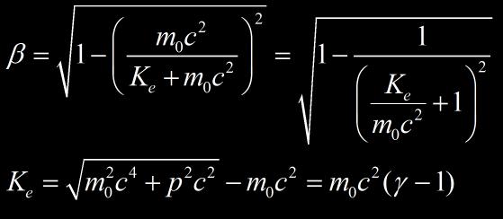 formule pour calculer la vitesse de la lumiere