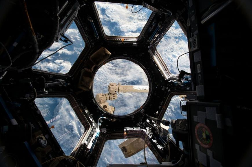 iss observation