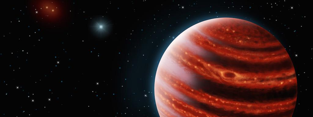 la plus grande planete