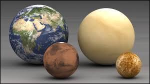 les planetes telluriques