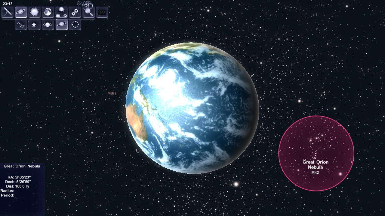 logiciel astronomie