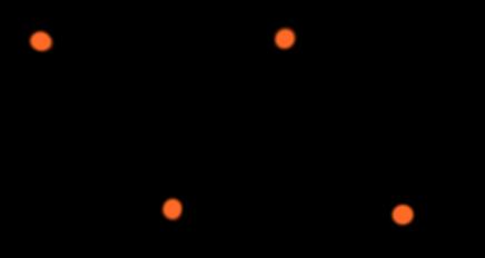 lumiere orange dans le ciel