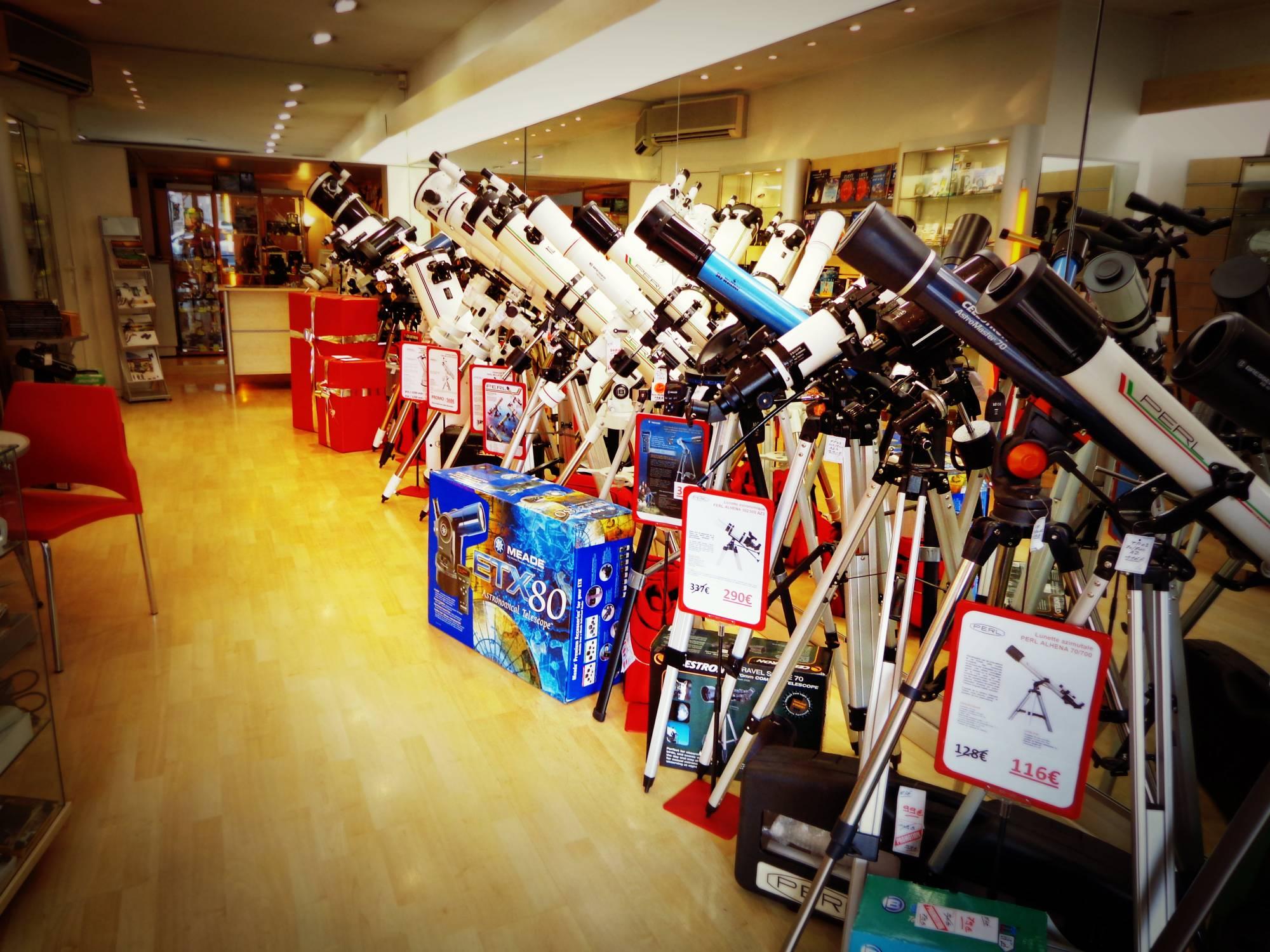 magasin telescope