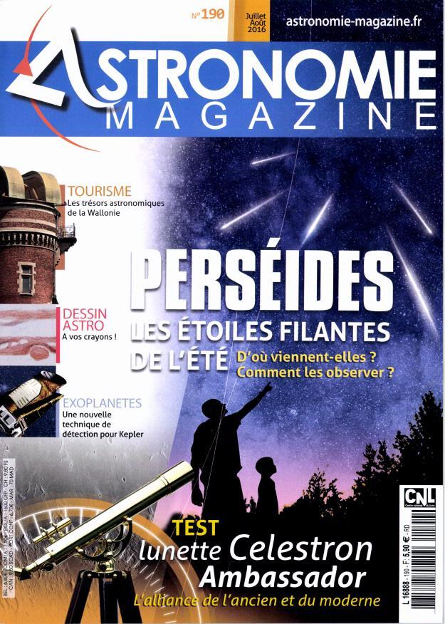 magazine astronomie