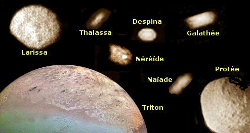 neptune satellite