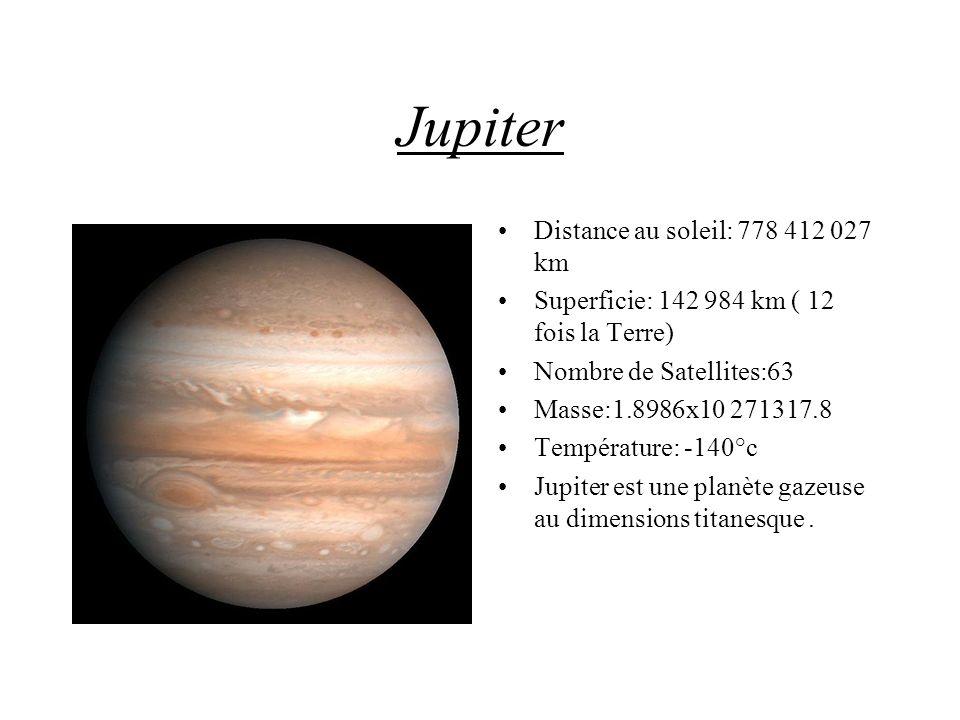 nombre de satellites de jupiter