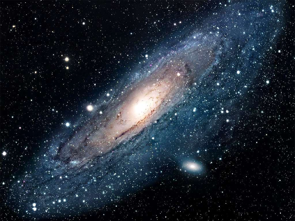 photo de galaxie