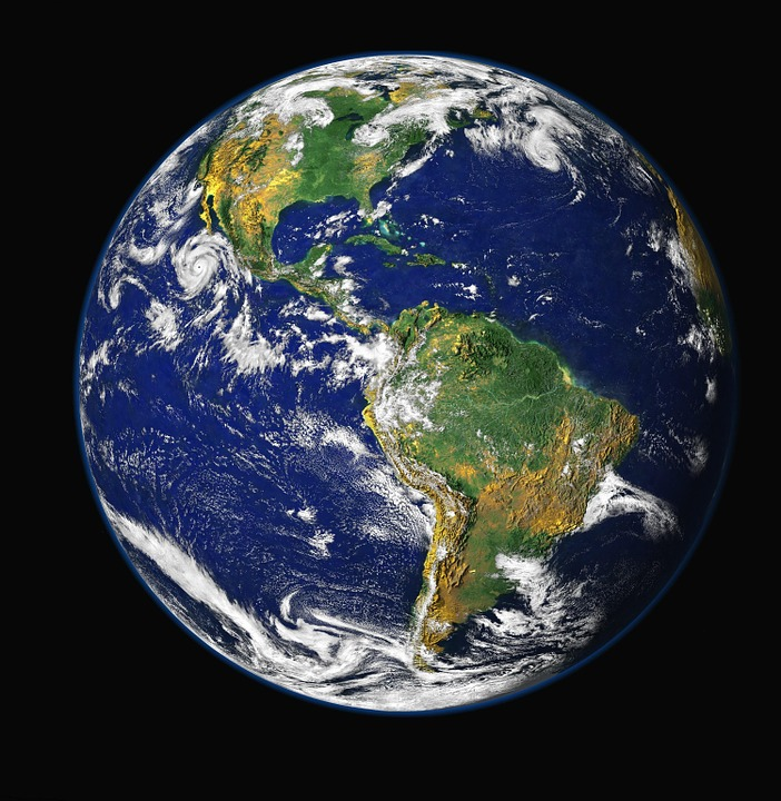 photo de la planete terre