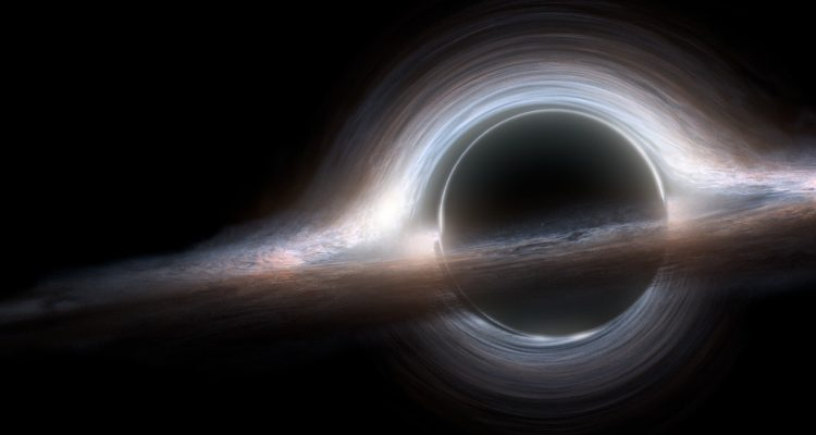 photo trou noir