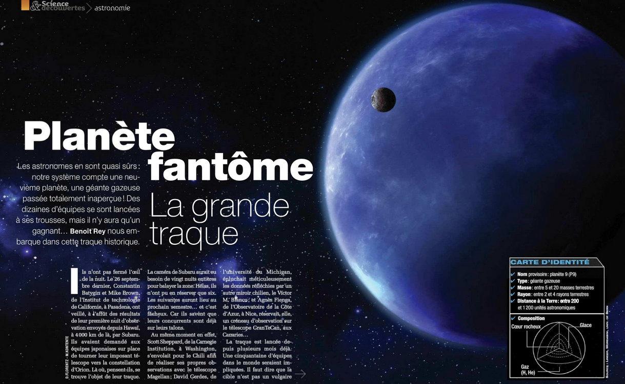 planete non gazeuse