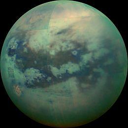 planete titan
