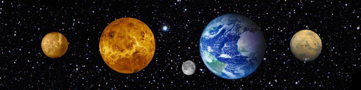 planetes telluriques