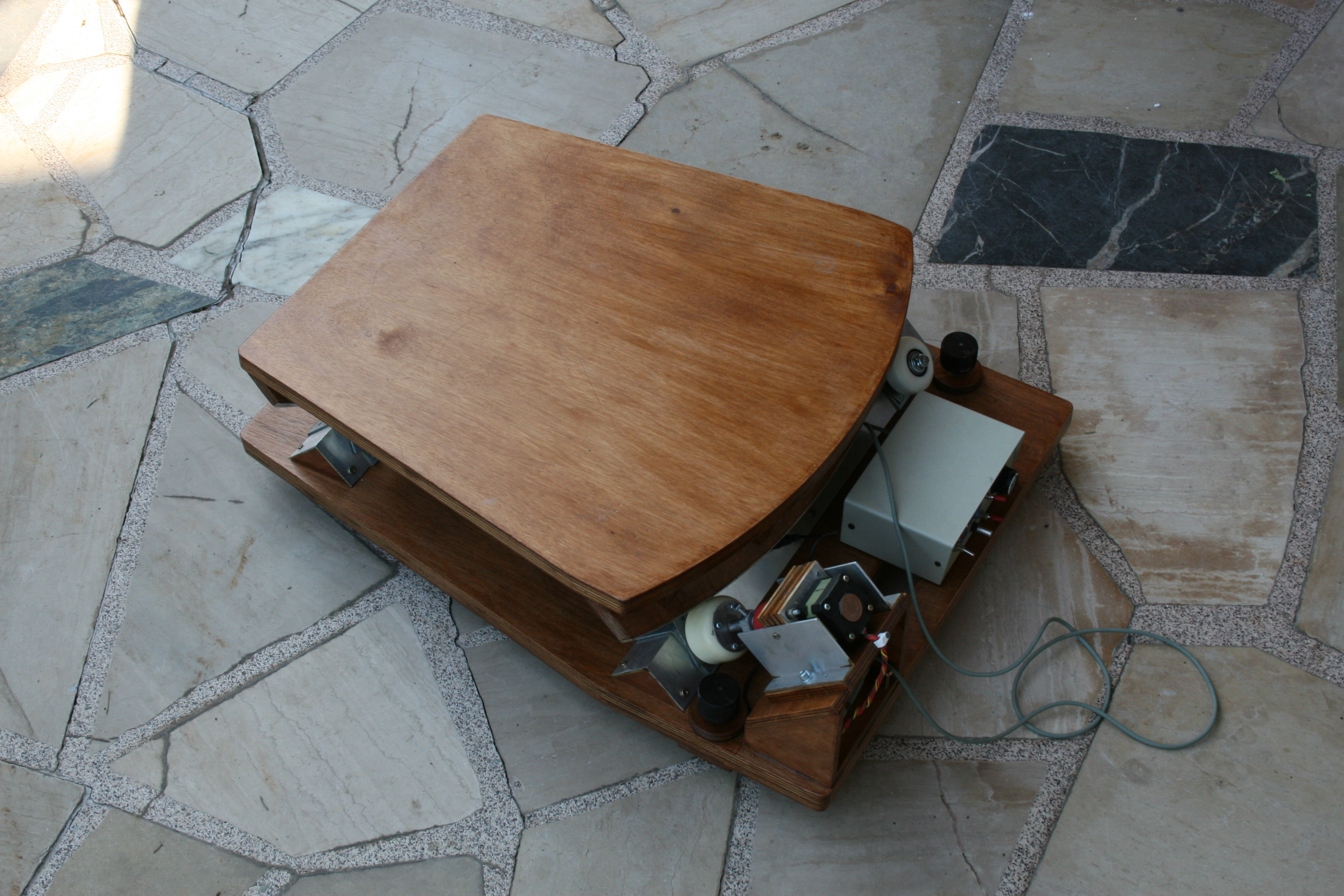 table equatoriale