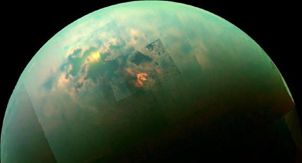 titan planete