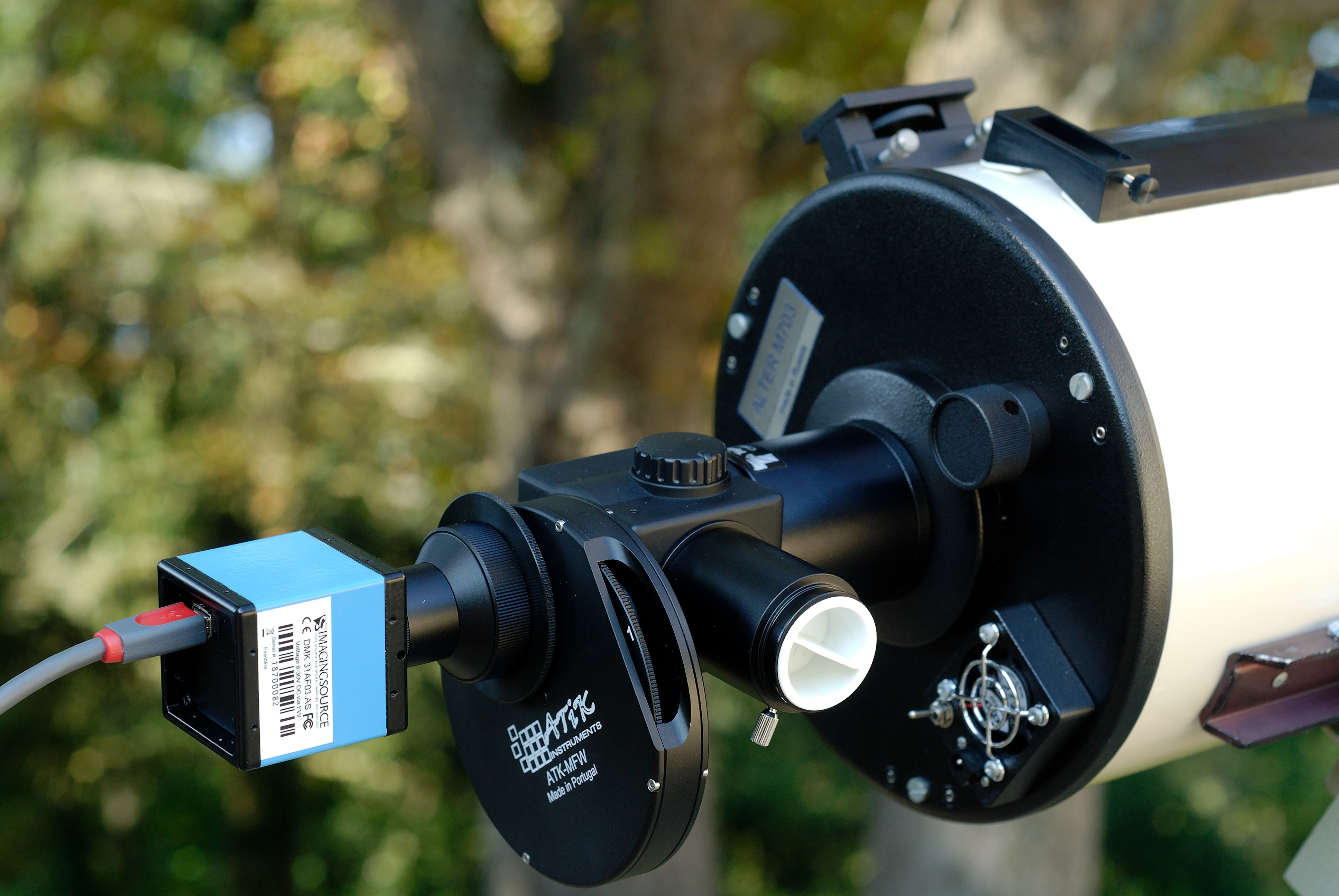 webcam astro